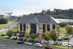 Webhelp's Greenock Contact Centre.