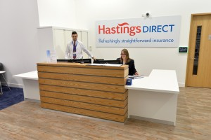 Portal helped Hastings Direct expand source and fit out the perfect location with access to high-calibre colleagues